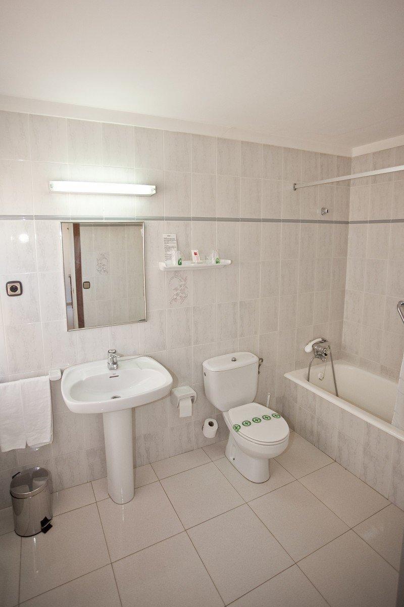 Habitación doble de uso individual